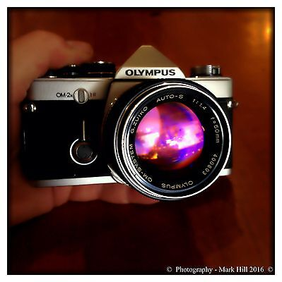 Olympus Om2 REBUILT with NEW PARTS & Fully Serviced. 3 Month Warranty.