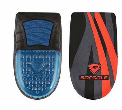 SofSole Airr Cup Heel Insole - Unisex Insoles Gr. 41-44