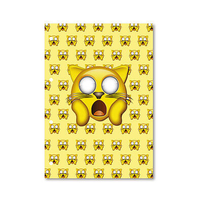 Scary Cat Ring binder replacement by emoji®