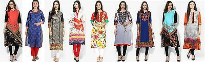 Indian Cotton Top Tunic Designer Bollywood New Style Free Shipping Medium size