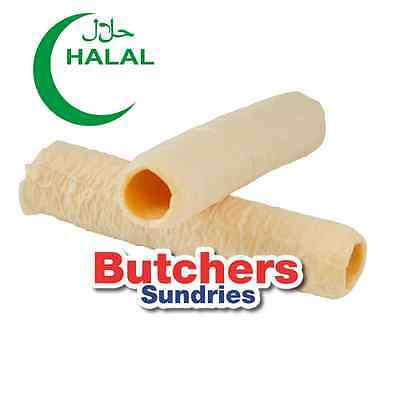 HALAL 5 Pack of 23mm Collagen Sausage Casings / Skins