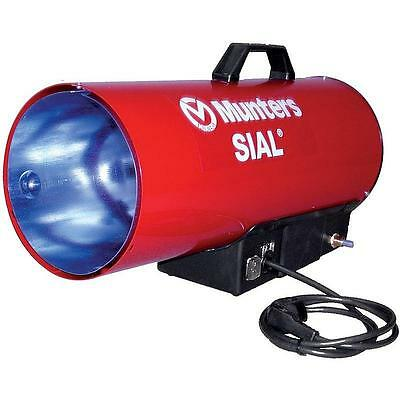 Munters Sial KID80AU Portable Heater - 82,000 BTU / hr