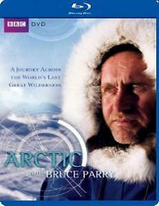 Arctic Circle With Bruce Perry - Blu-Ray - Region B Uk