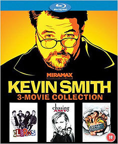 Kevin Smith 3 Movie Collection - Blu-Ray - Region B Uk