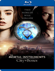 The Mortal Instruments - City Of Bones - Blu-Ray - Region B Uk
