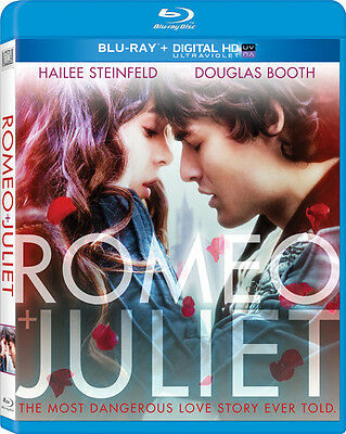 Romeo & Juliet  [UltraViolet] (2014, Blu-ray NUEVO)2 DISC SET (REGION A)