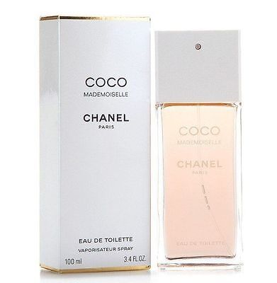 CHANEL COCO MADEMOISELLE Eau de Toilette Spray 100ml **Free EU shipping**