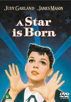 A STAR IS BORN  (Judy Garland) - DVD - REGION 2 UK