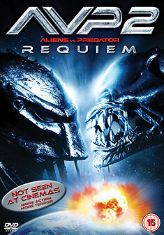 Alien Vs Predator 2 - Dvd - Region 2 Uk