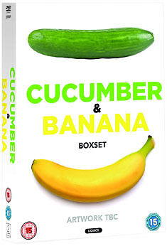 Cucumber & Banana Box Set - Dvd - Region 2 Uk
