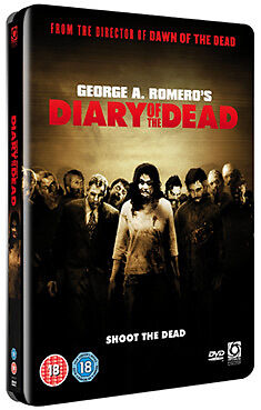 Diary Of The Dead Special Edition Limited - Dvd - Region 2 Uk
