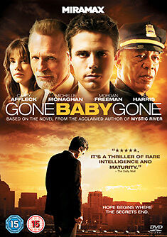 Gone Baby Gone - Dvd - Region 2 Uk
