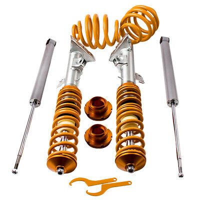 For BMW Series 3 E36 Coupe Saloon Touring Adjustable Coilover Suspension Kit