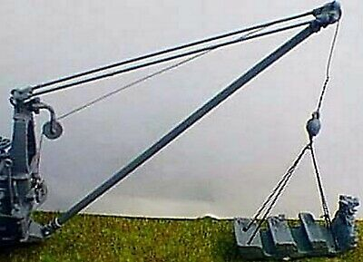 OO Scale Unpainted Model Funfair Lifting boom for Traction Engines Q31