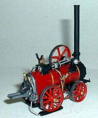 OO Scale Unpainted Model Kit Foster SS Portable Steam Engine 1907 On -G169