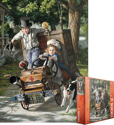 1000 Piece - Byerley - Help on the Way EG60000439 - Eurographics Puzzle