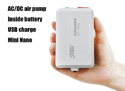 110~240v USB charge air pump inside battery outdoor fishing transmit power cup