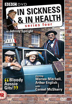 In Sickness And In Health - Series Four - Dvd - Region 2 Uk
