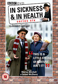 In Sickness And In Health - Series Six - Dvd - Region 2 Uk