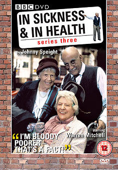 In Sickness And In Health - Series Three - Dvd - Region 2 Uk