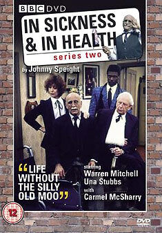 In Sickness And In Health - Series Two - Dvd - Region 2 Uk