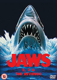 Jaws 2 & Jaws 3 & Jaws 4 - Dvd - Region 2 Uk