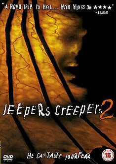 Jeepers Creepers 2 - Dvd - Region 2 Uk