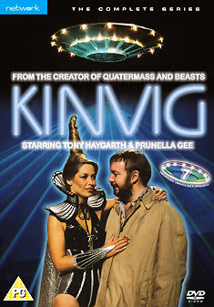 Kinvig - The Complete Series - Dvd - Region 2 Uk