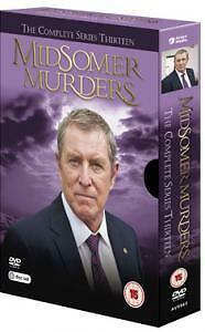Midsomer Murders -Series 13 - Dvd - Region 2 Uk