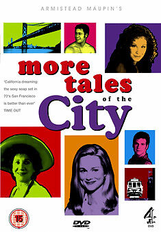 More Tales Of The City - Dvd - Region 2 Uk