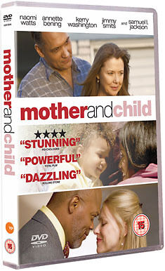 Mother And Child - Dvd - Region 2 Uk