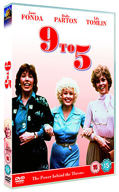 Nine To Five (Dolly Parton) - Dvd - Region 2 Uk