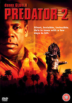 Predator 2 - Dvd - Region 2 Uk