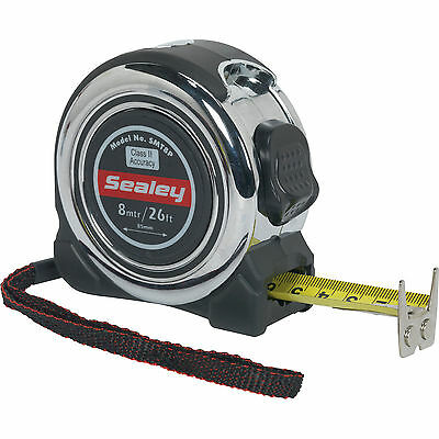 Sealey Professional 8m / 26ft Tape Measure