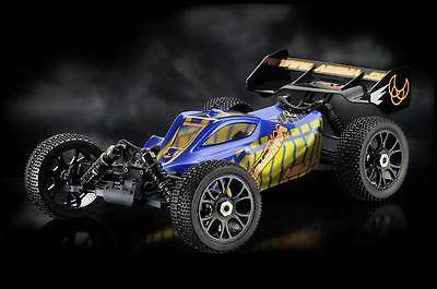 """1:8 EP Buggy """"AB2.8 BL"""" 4WD Brushless RTR waterproof 2,4GHZ"""