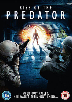 Rise Of The Predator - Dvd - Region 2 Uk