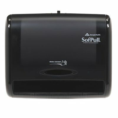 Georgia-Pacific 58470 SofPull® Automatic Touchless Paper Towel Dispenser