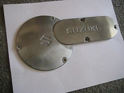Suzuki Rv125/Tc125 Engine Magneto Inspection Cover Nos!