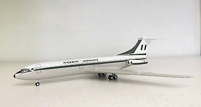 Vickers VC-10 Nigerian Airways G-ARVC in 1/200 scale metal from Sky Classics