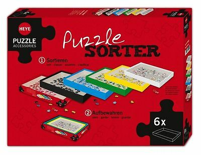 1000 PIECE JIGSAW PUZZLE SORTER HY80590 - Heye Puzzles - Accessories