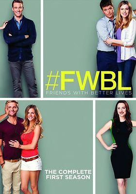 Friends with Better Lives: Complete First Season - Region Free DVD - Sealed