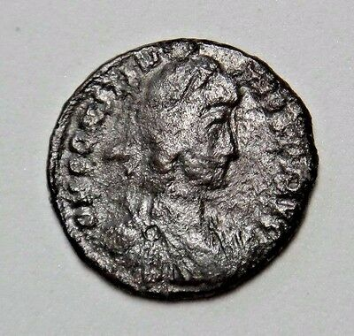 Ancient Roman Extremely Rare Coin From Private Collection Type I.