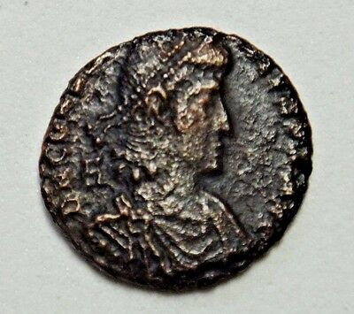 Ancient Roman Extremely Rare Coin From Private Collection Type Iii.