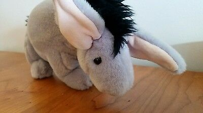 Disney GUND Classic Pooh Eeyore Plush Retired Stuffed Animal