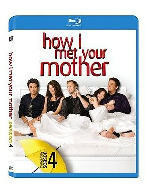 How I Met Your Mother: The Legendary Season 4 [ (2009, Blu-ray NUOVO (REGIONE A)