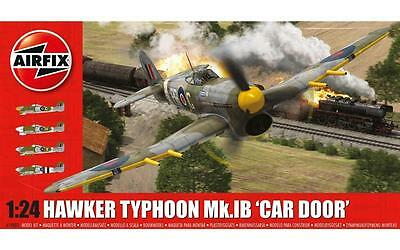 1/24 Airfix 19003 Hawker Typhoon Mk.IB CAR DOOR