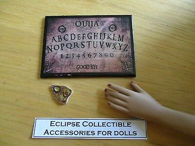 Halloween Gothic Ouija Board For Your 16 inch Fashion Doll Witch Style #5