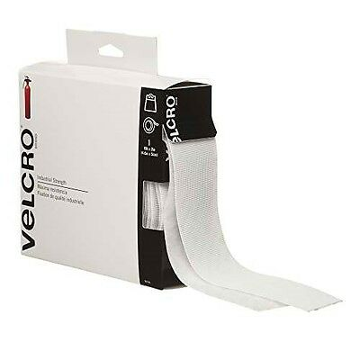 "VELCRO Brand - Industrial Strength - 2"" Wide Tape, 15' - White"