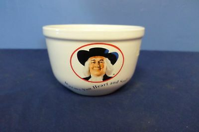 """Warms You Heart and Soul"" Quaker Bowl Lot#6-0250"