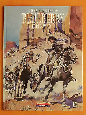 Blueberry Tome 1. Fort Navajo.Charlier & Giraud- éditions Dargaud